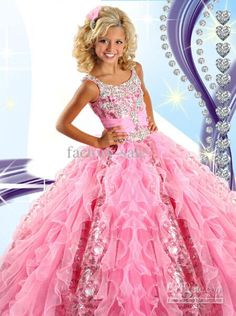 df2e8c86184 2017 New Design Cheap Girl s Pageant Dresses Princess Ruffle Sheer Neck  Sequins Tiered Lace Applique Formal Flower Girls Dresses Birthday