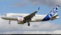 Airline: Airbus Industrie Registration: D-AVWA Location: Toulouse Blagnac