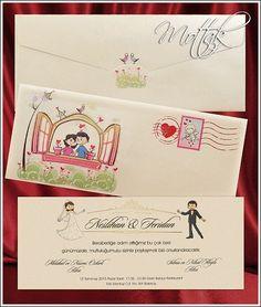 Svatební oznámení 2646 Playing Cards, Wedding Photography, Bridal, Veil, Weddings, Invitations, Bride, Veils, Wedding Photos