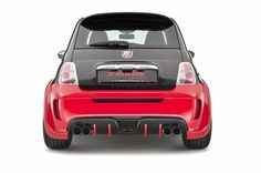Fiat 500 Abarth 8 by Hamann