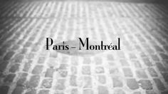 Paris-Montréal (teaser for a dance film with Aurore B.)  Still images from the upcoming dance film Paris-Montréal.  Two French artists in Montreal join forces to deal with their expatriated feelings while Paris is bleeding. An act of creation spanning from November 14th 2015 to June 25th 2016 mixing poetry visual arts and performance.