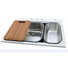 Undermount Kitchen Sink - Wins Kitchen Show | House plans ...