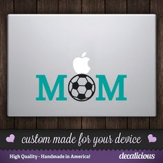 A personal favorite from my Etsy shop https://www.etsy.com/listing/231311687/soccer-mom-sticker-soccer-mom-decal-for