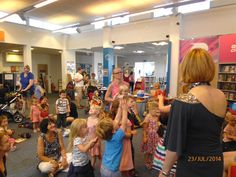 Bishops Cleeve Library Mermaid event for Mythical Maze Summer Reading Challenge 2014