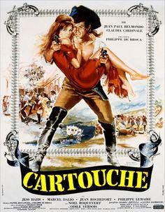 Claudia Cardinale, Cinema Posters, Film Posters, Marcel Dalio, Cinema France, Jean Rochefort, Jean Gabin, Westerns, Love Posters