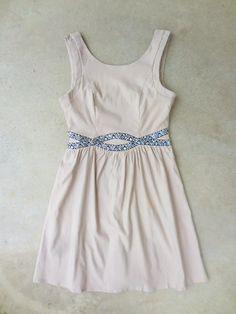 Moon Glow Party Dress