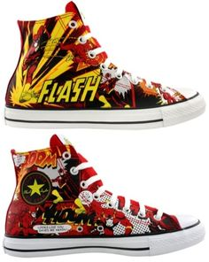 flash converse shoes