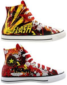 flash converse shoes