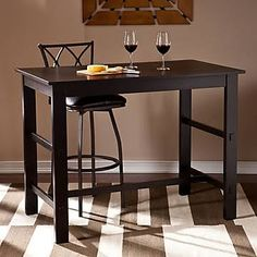 Wildon Home Hagan Counter Height Dining Table