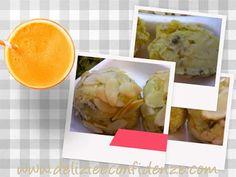 Delizie & Confidenze: Polpette di patate e funghi con mandorle