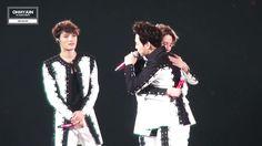 141214 - 141213 JYJ Yoochun Kyocera Dome Concert IchigoIchie Osaka, Japan.