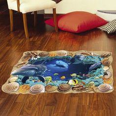 GET $50 NOW | Join RoseGal: Get YOUR $50 NOW!http://www.rosegal.com/wall-decoration/creative-removable-3d-sea-caves-757031.html?seid=f9ttf215up74t4u2jgkmvfop76rg757031