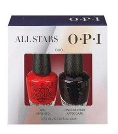 OPI All Star Mini Duo #2