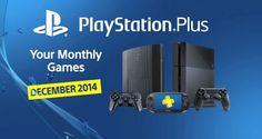 Nuevos juegos plus anunciados por Sony para Diciembre - http://www.entuespacio.com/nuevos-juegos-plus-anunciados-por-sony-para-diciembre/