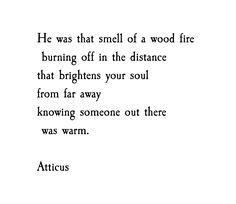 'Warm' #atticuspoetry #atticus #poetry #soul
