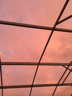 "howyougethegirl: "" the sky is making everything pink and it's making me feel my aesthetic """