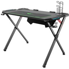 The Eureka X1-S Gaming Desk is a great choice for your gaming command center.