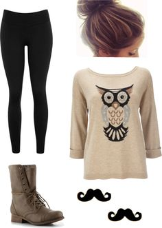 """""""Cute and Casual"""" by aj-jones ❤ liked on Polyvore"""