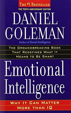 Everyone knows that high IQ is no guarantee of success, happiness, or virtue, but until Emotional Intelligence, we could only guess why. Daniel Goleman's brilliant report from the frontiers of psychology and neuroscience offers startling new insig. Tony Robbins, Find Your Calling, Finding Your Element, Mentally Strong, Life Quotes Love, Nonfiction Books, How To Run Longer, So Little Time, Self Improvement