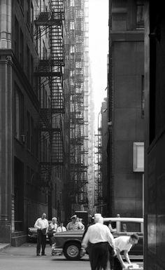 Chicago Alleys (Chicago, IL) 1959