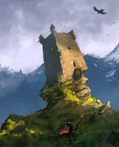 High Point by Venishi on deviantART