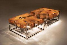 mesas de grapa de marmol - Google Search