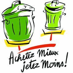 **réduction et tri des déchets, les enfants: ambassadeurs du tri des déchets