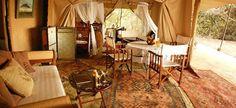 Cottars 1920's Safari Camp