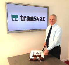 Celebrating 40 years since Transvac's first order!