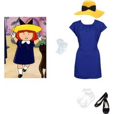 cute for a halloween costume! @Amanda Caylor, you DO have red hair!