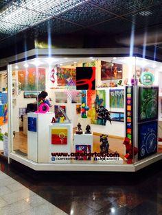#GaleríaBortot #ArteBortot #ExpoArtistas #PlazaLasAmércias