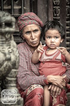 Grand Mother by Sherif Ismail on 500px