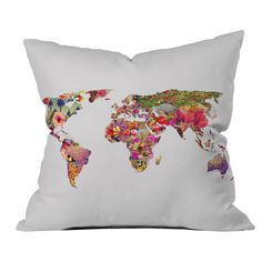 Its Your World Pillow