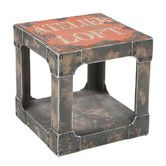 Found it at Wayfair Supply - Loft End Table