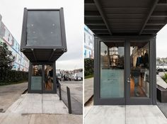 Container SA: The Container Store Luxury: Aether
