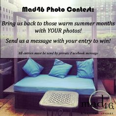 Send us your best mad46 photos to win! Message us on Facebook with your entries and enter to win FREE Drinks & your name on the guest list for opening night 2014! #Mad46photocontest