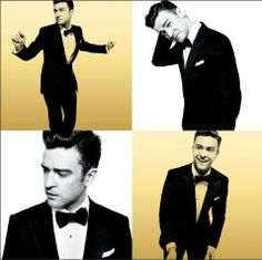 JT The 20/20 Experience. I'm in love with this man always have been, always will be...