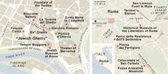 Sites in Rome's Former Jewish Ghetto, and Beyond - NYTimes.com