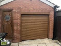 Are you searching for 'garage roller doors near me'? If so, Garolla installs electric garage doors UK wide. Click the link to find the best roller garage door for your home today! Garage Doors Uk, Garage Door Rollers, Single Garage Door, Electric Garage Doors, Garage Door Decor, Garage Door Makeover, Garage Walls, Car Garage, Roller Doors