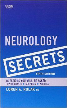 FREE MEDICAL BOOKS: Neurology secrets
