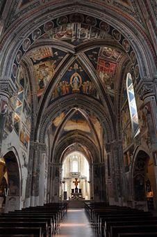 Basilica di Santa Caterina d'Alessandria di Galatina, altra tappa de La Notte della Taranta