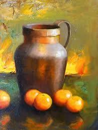 Resultado de imagen para pinturas de vasijas de barro