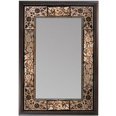 Marvellous Rectangle Wall Mirrors With Floral Motives Carved Wooden Frame As Well As Contemporary Round Mirror And Large Contemporary Wall Mirrors of Cheap Beautiful Modern Mirrors For Living Room from Furniture Ideas