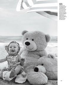 """Home Chic Home"" Caroline Trentini by Mario Testino for Vogue US March 2017 Caroline Trentini, Vogue Us, Mario Testino, Teddy Bear, Chic, Toys, Sweet, Animals, Shabby Chic"