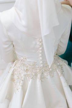 moda gelinlik tesettür weddind dress