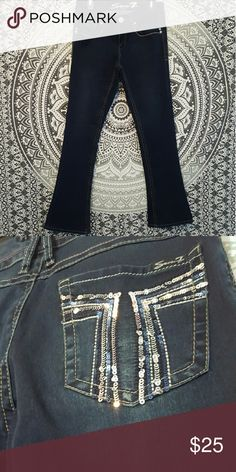 Cute bootcut jeans! Cute bootcut jeans by seven 7. In great condition, will bundle  (: Seven7 Jeans Boot Cut