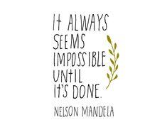 Rest in Peace, Nelson Mandela