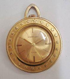 Relogio De Bolso Robert Cart - 17 rubis de 1753 a ouro