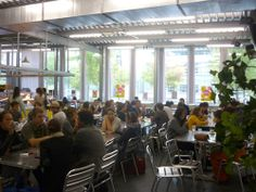 Cafétéria université de Nantes