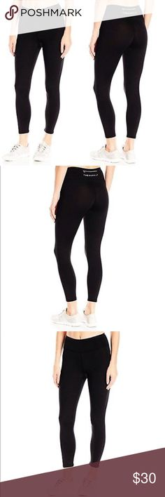 "NWT Jessica Simpson ""The Warm Up"" Leggings Excel in any workout with Jessica Simpson the warmup's sleek and stretchy capri leggings.   Product Features:   Reflective zipper pocket on center back waistband  Reflective the warmup branding on back of waistband Jessica Simpson Pants Leggings"